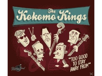 Kokomo Moo Kings - The Kinks Too Good to Star ( ltd lp )